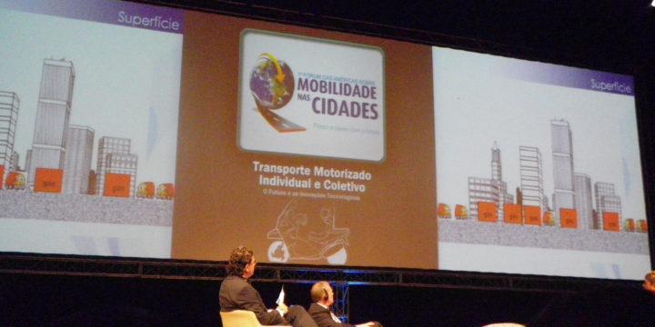 Fórum das Américas sobre Mobilidade nas Cidades 2010 | Teatro Pedro Ivo | Florianópolis
