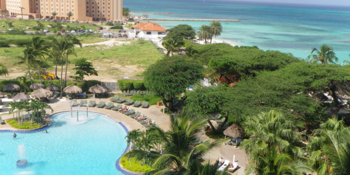 Missão Aruba | 2010 | Paisagismo