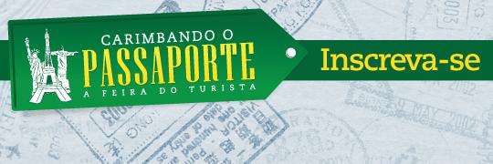 Carimbando o Passaporte 2018