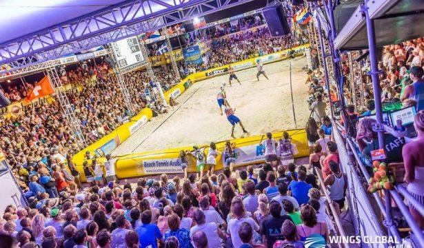Mundial de Beach Tennis em Aruba